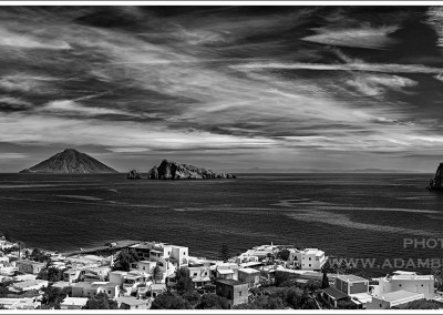Spring over Port BW