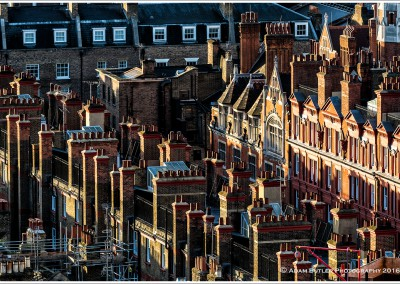 Chiltern Street Rooftops