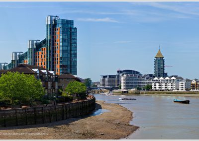Battersea Reach and Chelsea Harbour