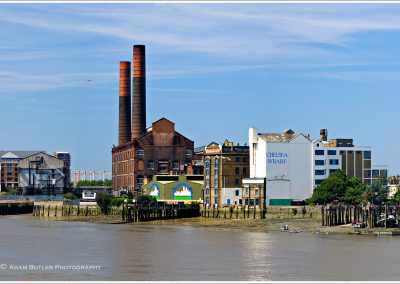 Chelsea Wharf and Lots Rd Power Station