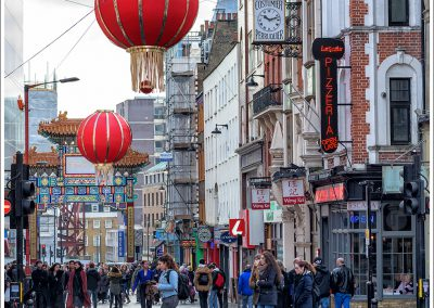 New Year in Chinatown