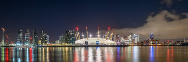 O2 Arena and North Greenwich