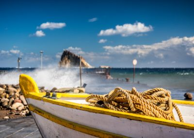 Fishing Boat at the Port